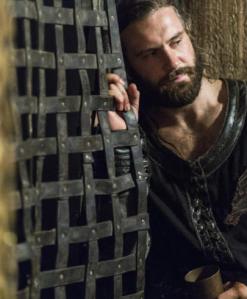 Vikings-woven screen